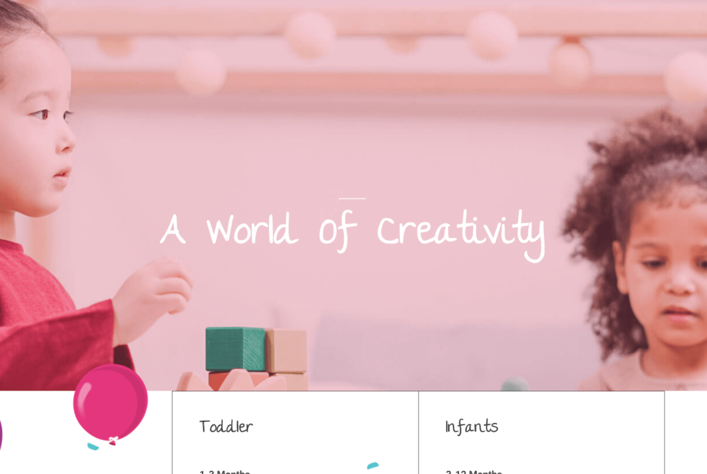 A World Of Creativity
