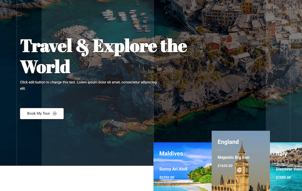 Travel & Explore the World