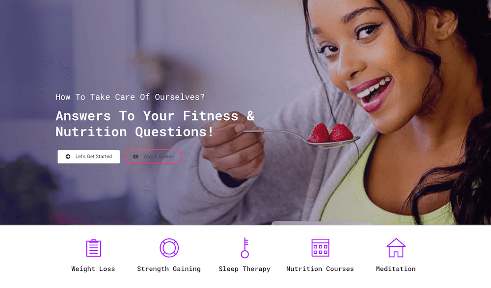 Answers To Your Fitness