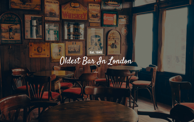 oldest bar