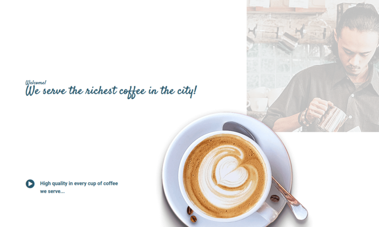 coffee in the city!
