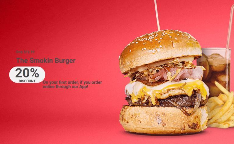 The Smokin Burger