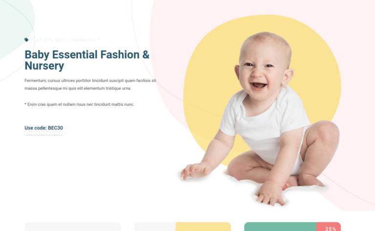 Baby Essential Fashion