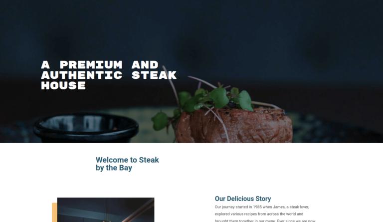Authentic Steak House
