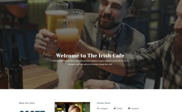 The Irish Cafe