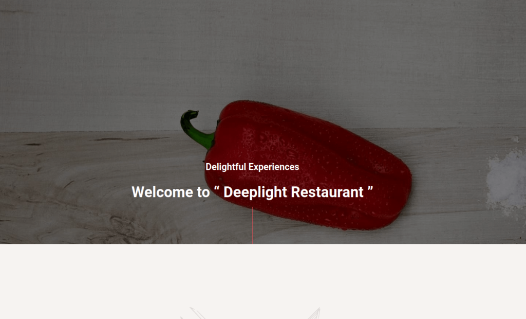 Deeplight Restaurant