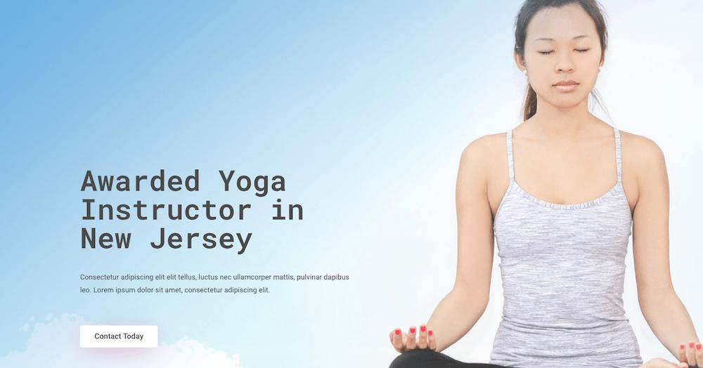 Awarded Yoga