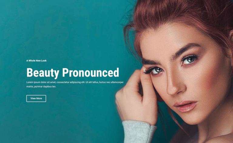 Beauty Pronounced
