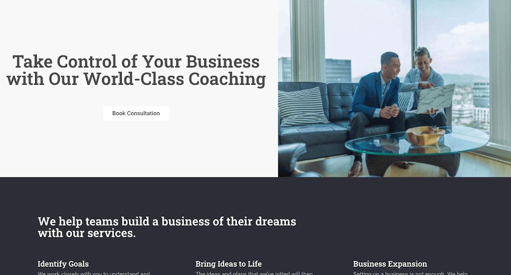 World-Class Coaching